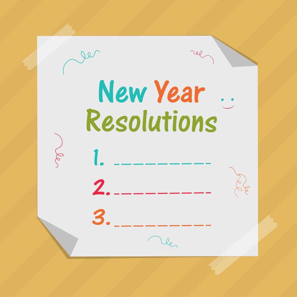 The Art of Resolutions